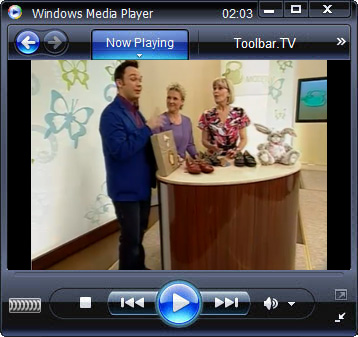 click RUN to watch HSE 24 DIGITAL with Toolbar.TV