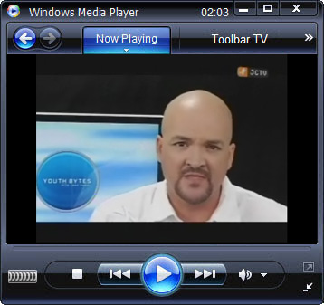 click RUN to watch JC TV with Toolbar.TV
