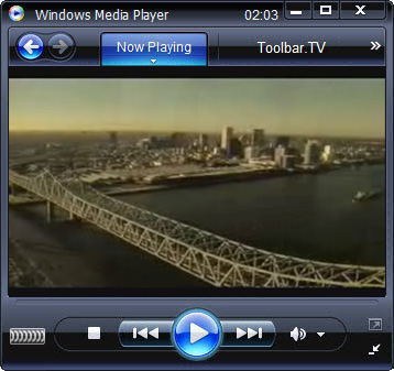 click RUN to watch Louisiana Jukebox with Toolbar.TV
