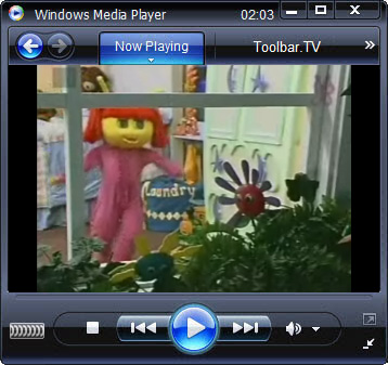 click RUN to watch Smile of a Child TV with Toolbar.TV