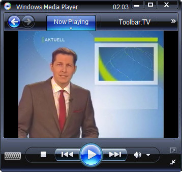click RUN to watch TV Augsburg with Toolbar.TV