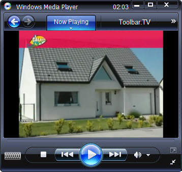 click RUN to watch Calais TV with Toolbar.TV